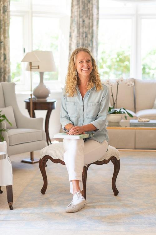 Becky Cooke of Acampora Interiors