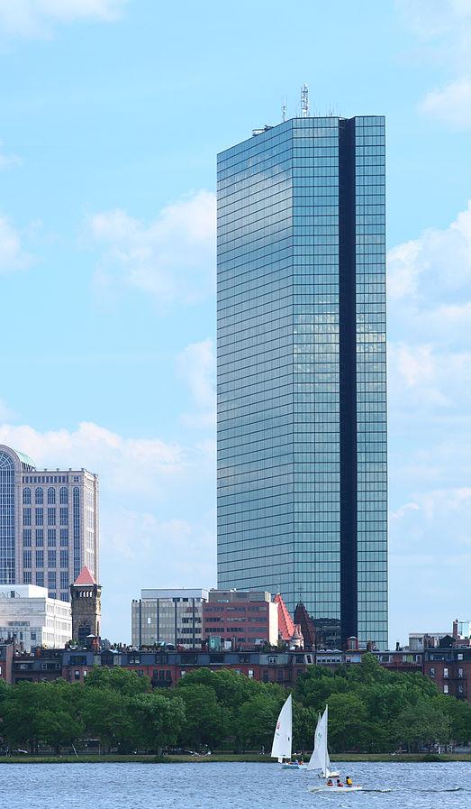 John Hancock Tower, Boston, Massachusetts
