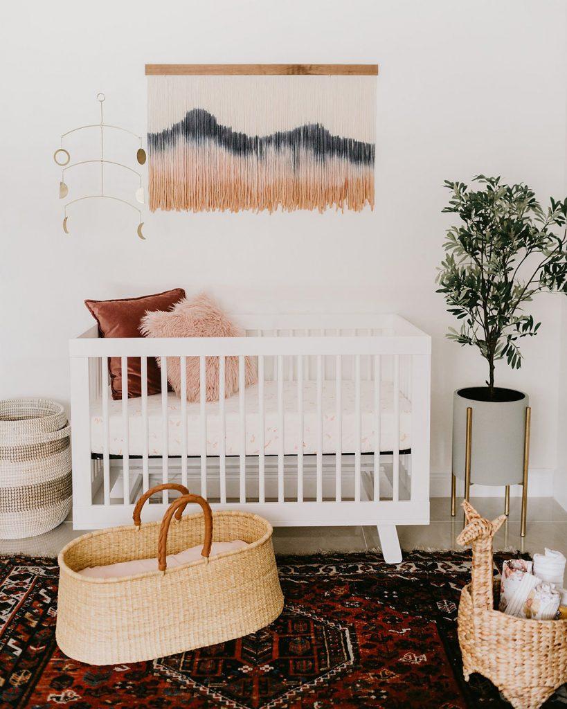 Small space nursery ideas