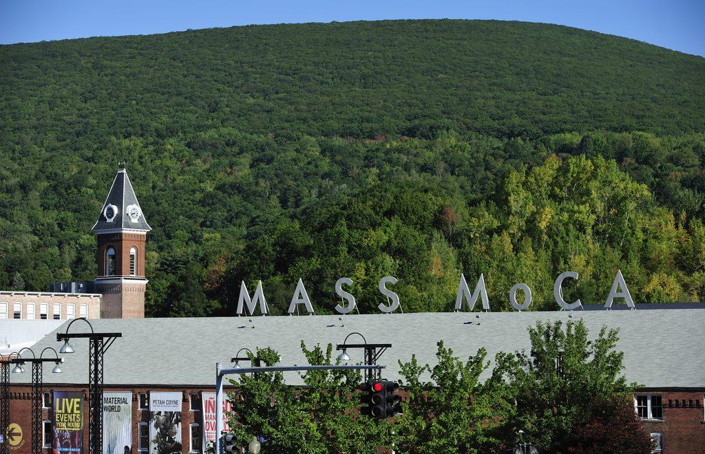 Mass MoCA and the Berkshires